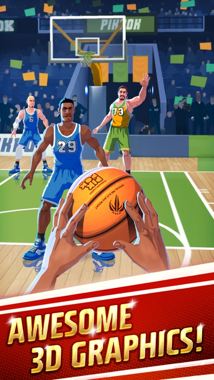 Rival Stars Basketball screenshot-0