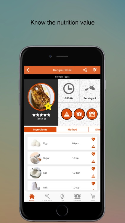Poultry Recipes SMART Cookbook screenshot-3