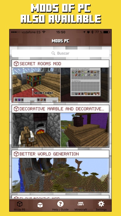 how to get mods on minecraft pe ipad