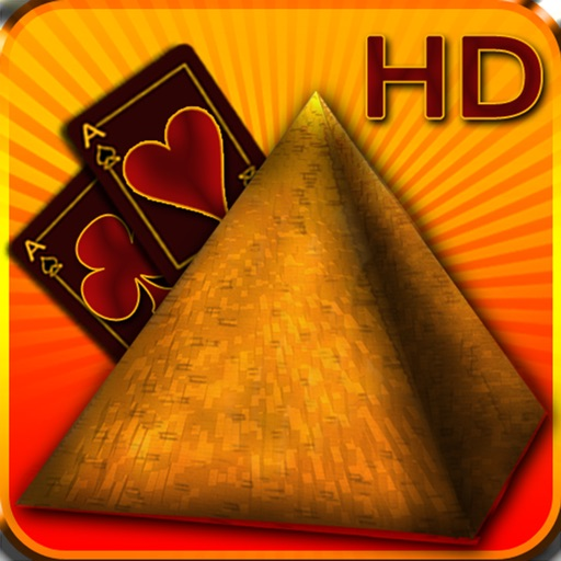Egyptian Solitaire for iPad