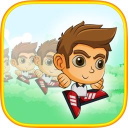 Head Jumper - Tiny Boy Run & Jump Endless Forest