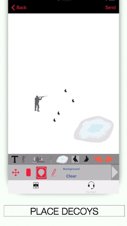 Pigeon Hunting Planner screenshot-1