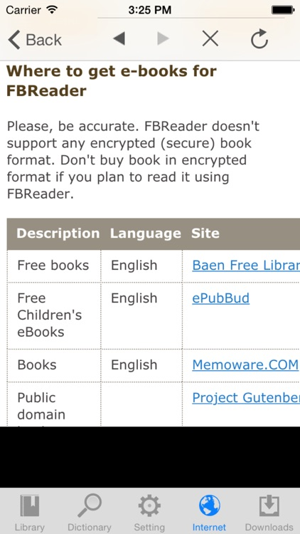 eBookMobi screenshot-4