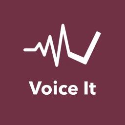 Voice It - Tasks By Voice.