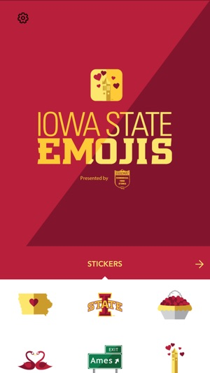 iowa state emojis on the app store