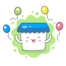 Sell with stickers by Ecwid
