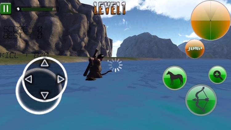 Archry Deer Hunt Challenge Mountain 3D screenshot-3