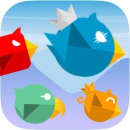 Spawn birdS - Reach To Goal & Collect Bird Eggs