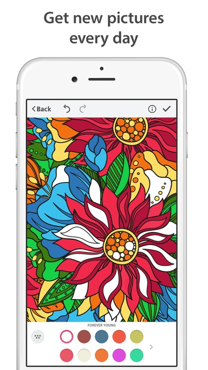 Heycolor - Coloring Book for Adults, Stress Relief