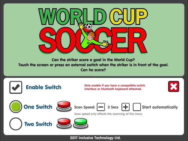 World Cup Soccer screenshot-4