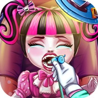 Codes for Monster Girls Go to Dentist:  Little Crazy Doctor Clinic Tooth Makeover Game for kids Hack