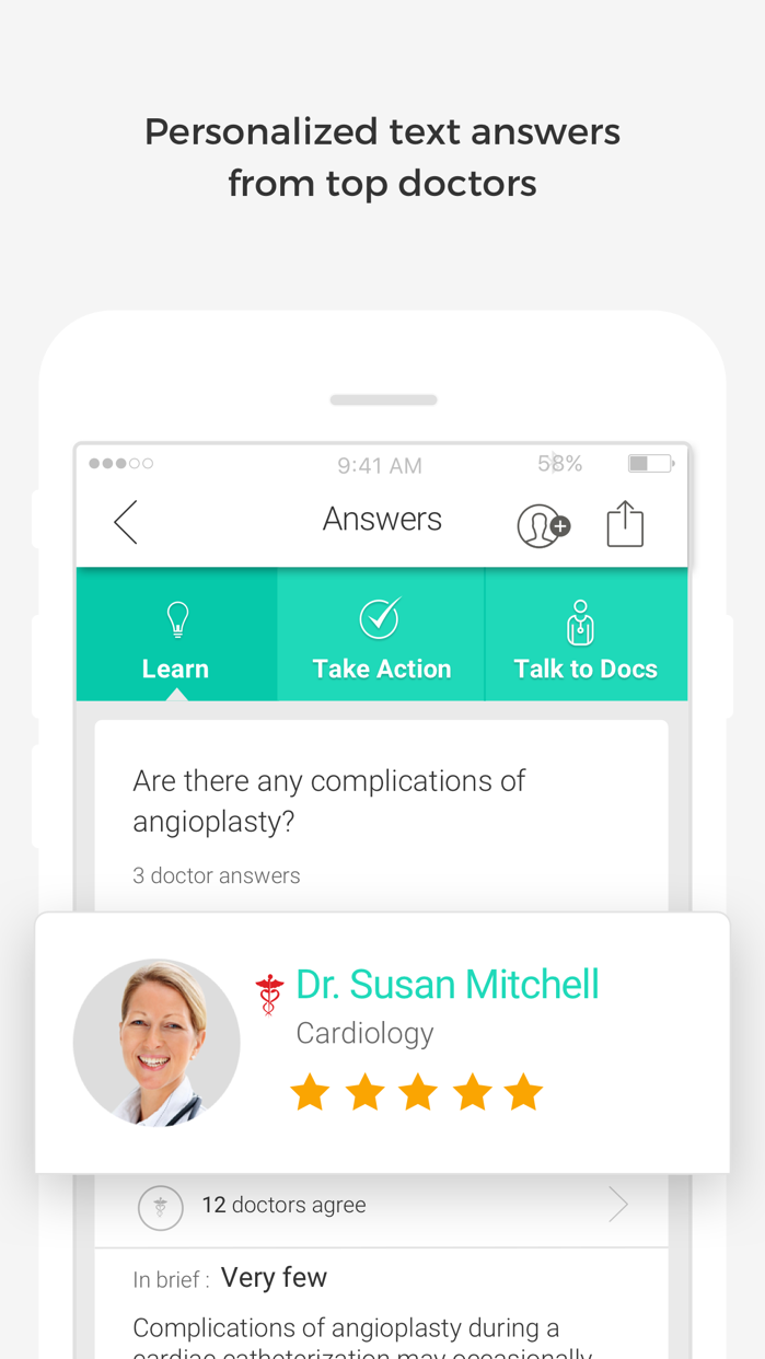 HealthTap Screenshot