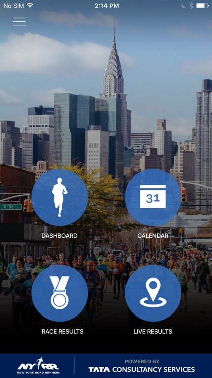 NYRR App screenshot-0