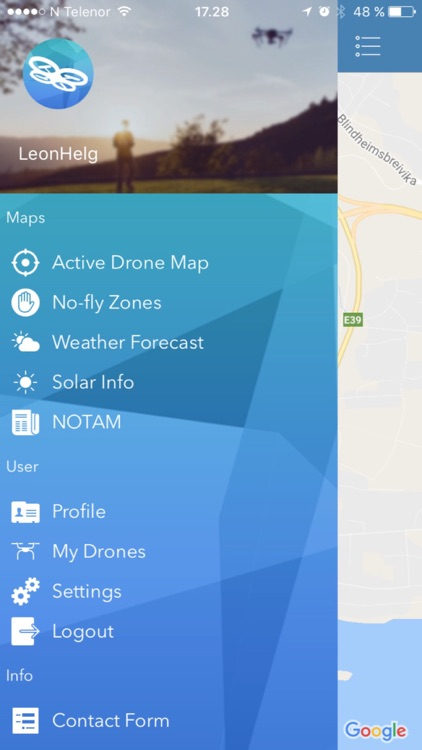 +Drone screenshot-3