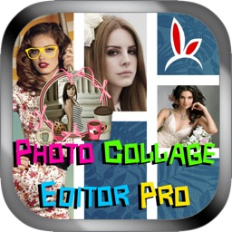 Photo Collage Editor Pro - Picture Frames, Effects Maker