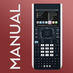 ti nspire graphing calculator manual ti nspire cx on the app store rh itunes apple com hp 50g graphing calculator manual graphing calculator manual ti-84