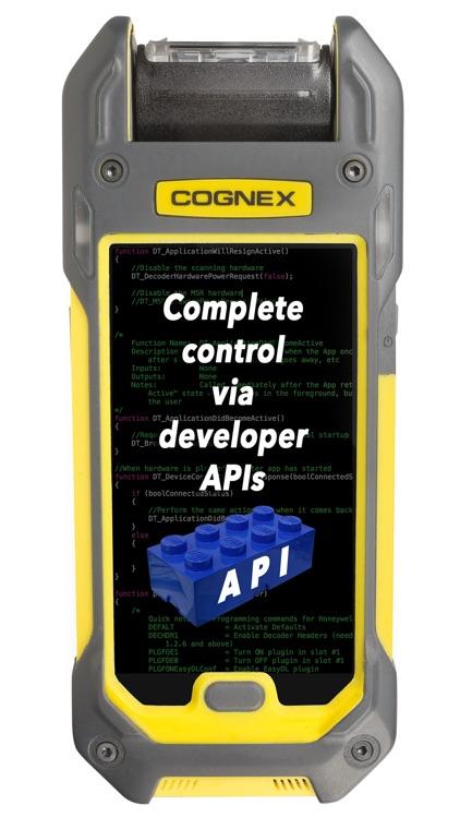 Enterprise Browser for Cognex screenshot-4