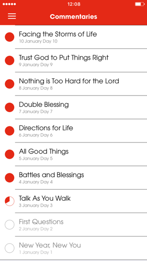 Bible in One Year on the App Store