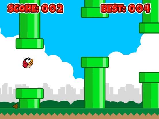 Tiny Red Bird screenshot 7