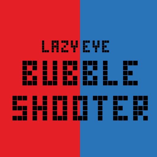 Lazy Eye Bubble Shooter