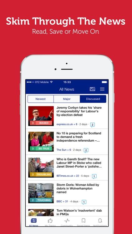 UK Today - Local & International News screenshot-3