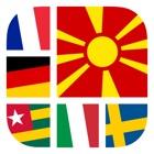 Adivinhe o país! ~ Bandeiras de países do mundo icon