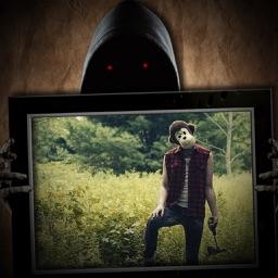 Horror & Scary Photo frame Maker