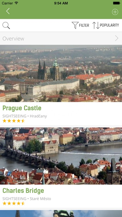 Prague Travel Guide (with Offline Maps) - mTrip screenshot-3