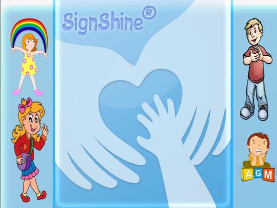 SignShine iPad