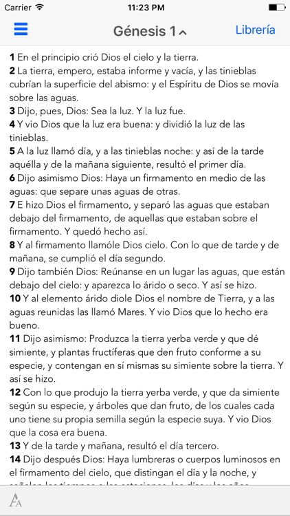 La Sagrada Biblia (Católica) screenshot-0