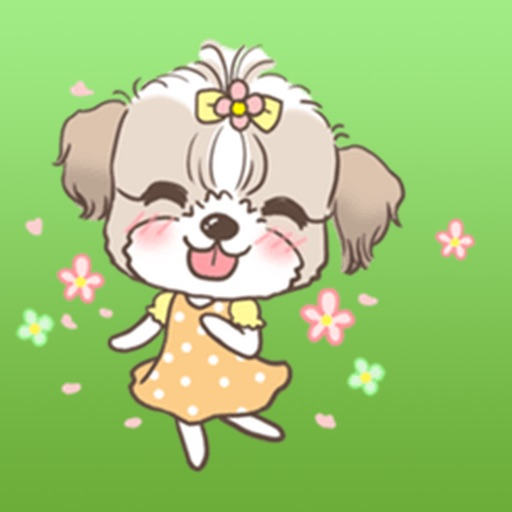 Dog Charming Stickers