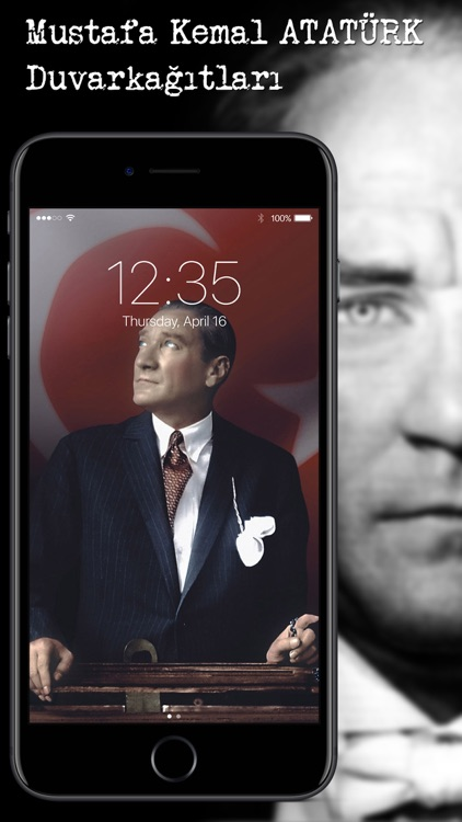 Atatürk Wallpapers & Lock Screens