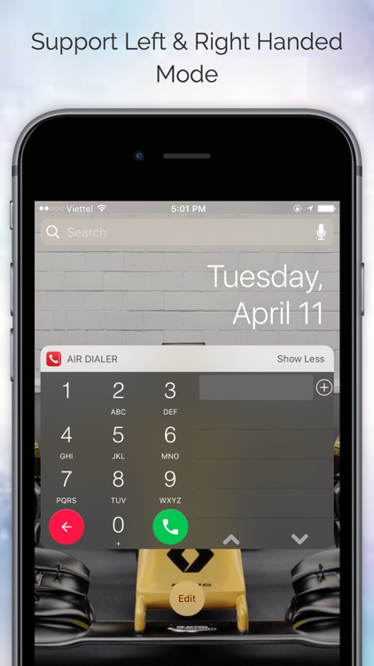 Air Dialer Pro - Fastest Dial Phone Widget screenshot-4