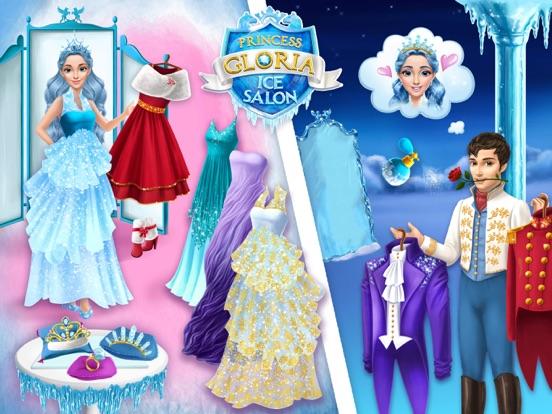 Princess Gloria Ice Salon - Full screenshot 8