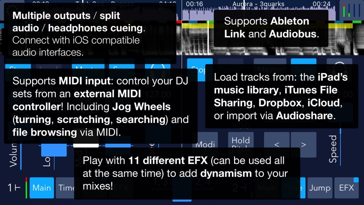 DJDJ Mixing App screenshot-1