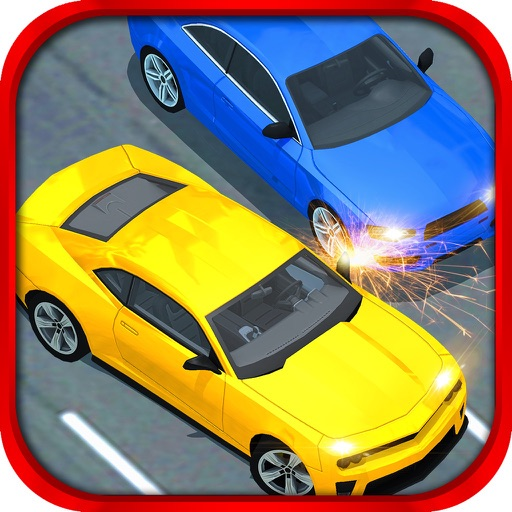 City Traffic Car Racing - Fast 3D Driving