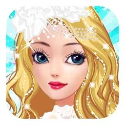 Shining princess dress up - Make up game for girls