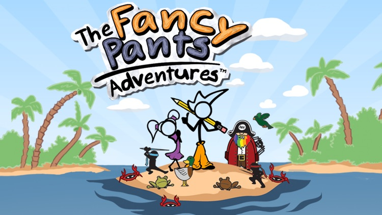 Fancy Pants Adventures screenshot-4