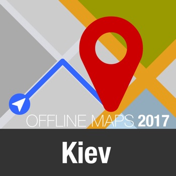 Kiev Offline Map and Travel Trip Guide