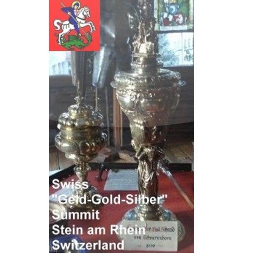 Swiss Geld-Gold-Silber Summit