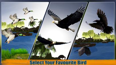 Bird Hunting Challenge: Wild Sniper Shooting 3Ds screenshot one