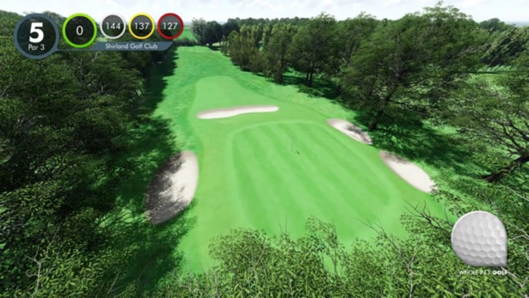 Shirland Golf Club screenshot-4