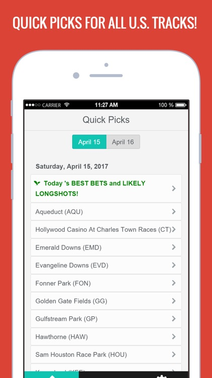 Horse Racing Hot Picks & Tips