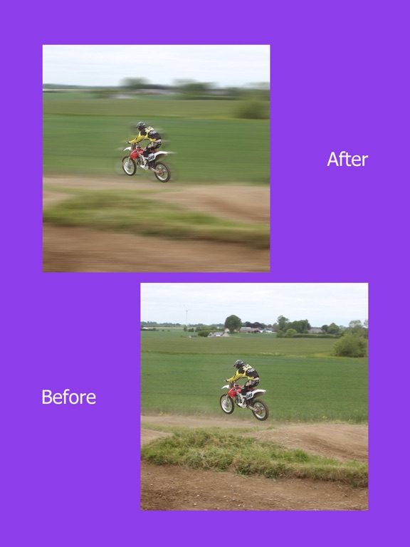 Screenshot #3 for Photo Focus Effects : Blur Image Background