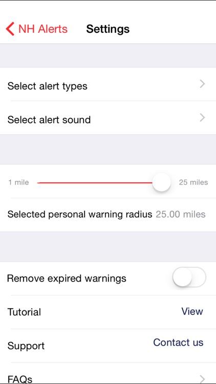 NH Alerts screenshot-3