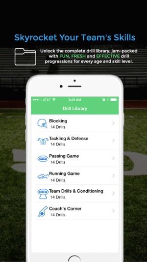 Football blueprint en app store malvernweather Gallery