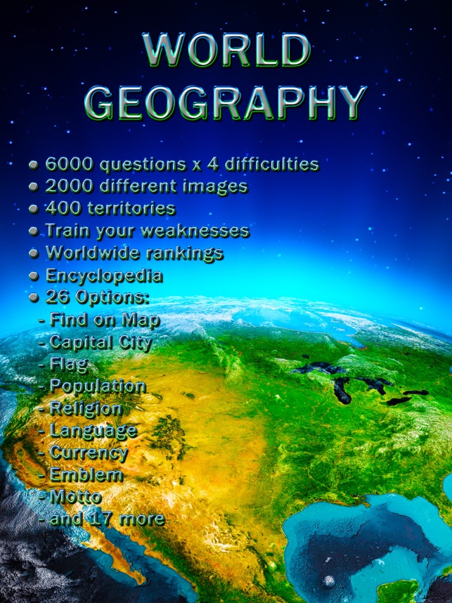 World geography quiz game on the app store screenshots gumiabroncs Choice Image