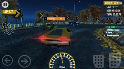Night Race - 山岳高速リアルなスポーツカーレースのおすすめ画像2
