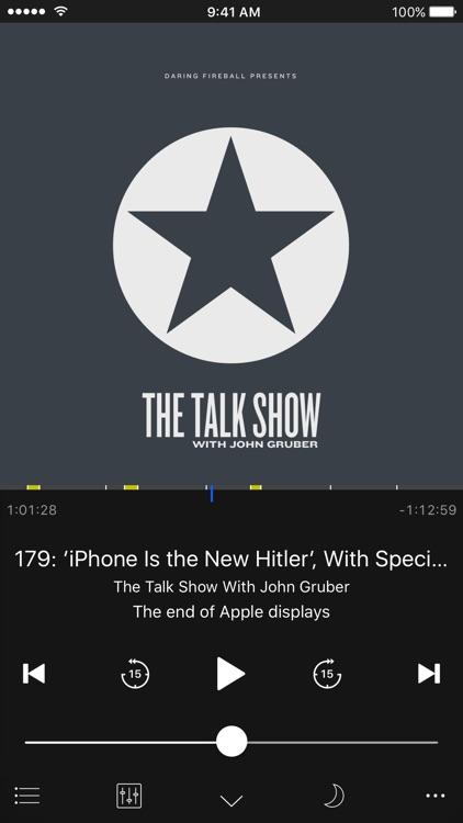 HardCast - Podcast Player screenshot-3