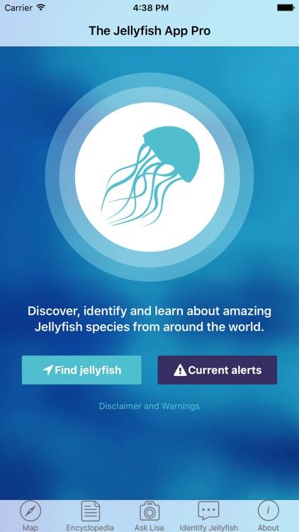 The Jellyfish App Pro